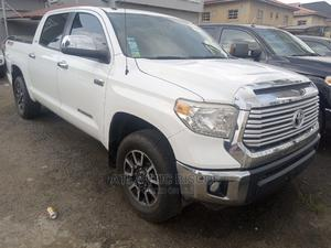 Toyota Tundra 2015 White   Cars for sale in Lagos State, Ojodu