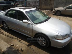 Honda Accord 2002 LX Automatic Silver | Cars for sale in Ogun State, Ijebu Ode