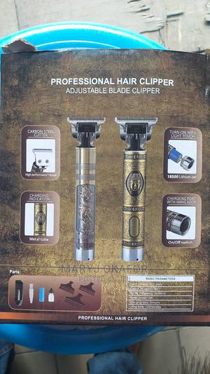 Rechargeable Clipper | Tools & Accessories for sale in Rivers State, Port-Harcourt