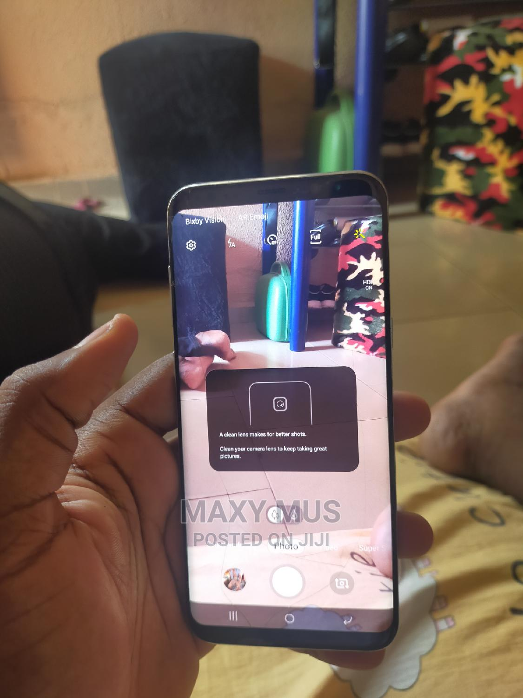 Samsung Galaxy S8 Plus 64 GB Gold   Mobile Phones for sale in Warri, Delta State, Nigeria