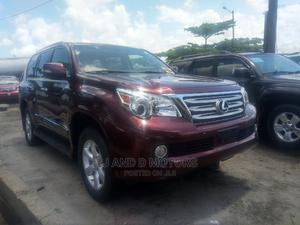 Lexus GX 2012 Red   Cars for sale in Lagos State, Apapa
