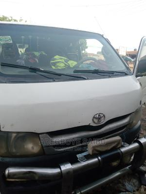 Toyota Hiace 2010 White | Buses & Microbuses for sale in Osun State, Osogbo