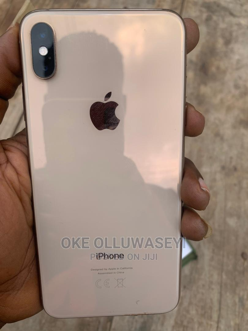 Apple iPhone XS Max 512 GB Gold