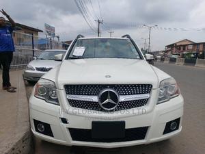 Mercedes-Benz GLK-Class 2012 350 4MATIC White | Cars for sale in Lagos State, Amuwo-Odofin