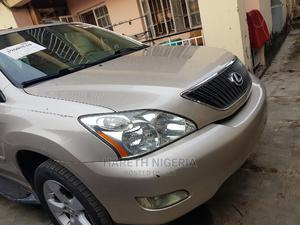 Lexus RX 2007 350 4x4 Gold | Cars for sale in Lagos State, Magodo