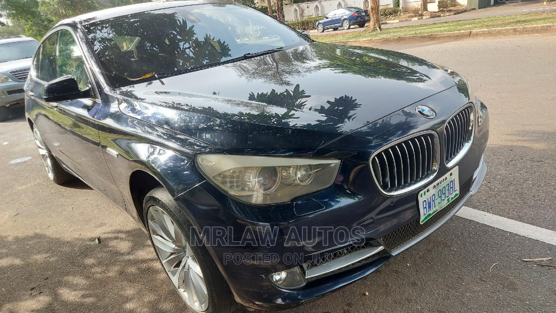 Archive: BMW 535i 2013 Blue