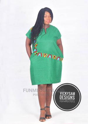 Ankara Shift Dress   Clothing for sale in Lagos State, Alimosho