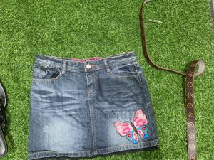 Thrift Denim Skirts   Clothing for sale in Lagos State, Lagos Island (Eko)