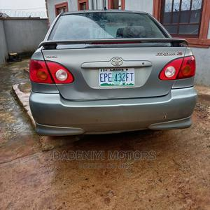 Toyota Corolla 2004 S Gray | Cars for sale in Lagos State, Epe