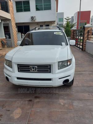 Honda Ridgeline 2006 White   Cars for sale in Lagos State, Ojodu