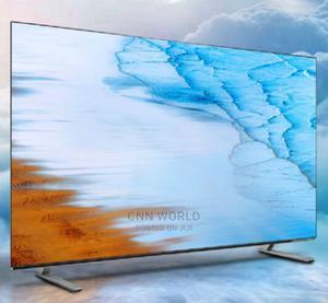 "New>Made Hisense 65""Inch UHD 4K Smart TV + Bluetooth Netflix | TV & DVD Equipment for sale in Lagos State, Ojo"