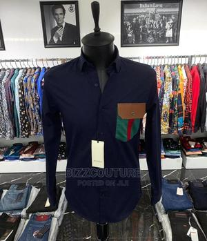 High Quality GUCCI Black Shirts for Men | Clothing for sale in Lagos State, Magodo