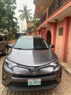 Toyota RAV4 2014 LE 4dr SUV (2.5L 4cyl 6A) Gray | Cars for sale in Lagos State, Ogba