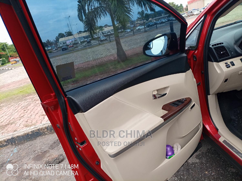 Toyota Venza 2010 Red | Cars for sale in Enugu, Enugu State, Nigeria