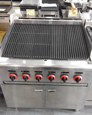 Standing Char Gas Grill | Restaurant & Catering Equipment for sale in Lagos State, Ojo