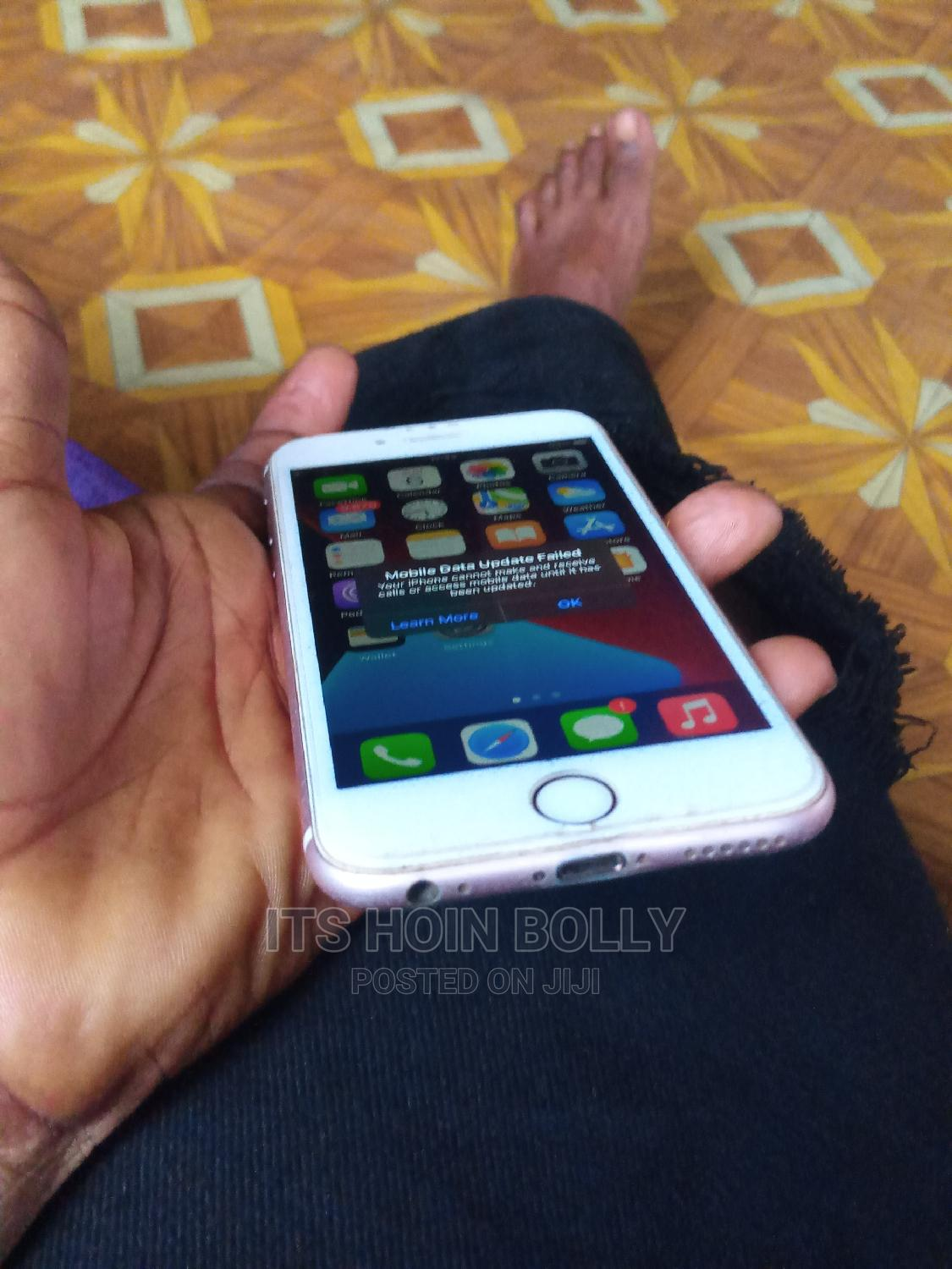 Apple iPhone 6s 16 GB Gold | Mobile Phones for sale in Egbeda, Oyo State, Nigeria