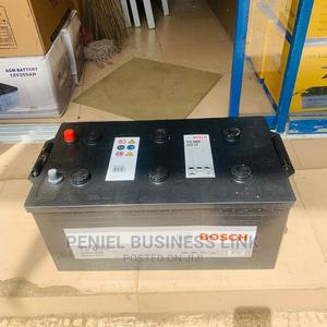Bosch 200ah 12v Battery | Solar Energy for sale in Lagos State, Ojo