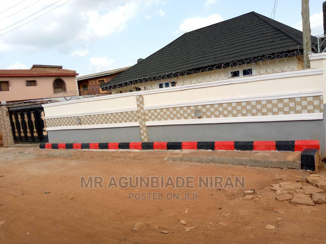 Archive: Furnished 3bdrm Bungalow in Alakia Jeje Estate. For Sale