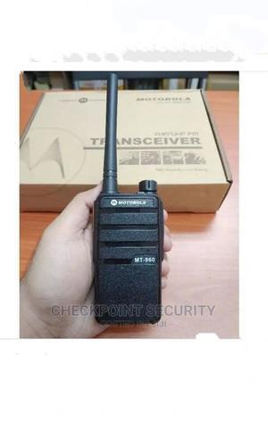 MT-960 Motorola Walkie Talkie | Audio & Music Equipment for sale in Lagos State, Ikeja