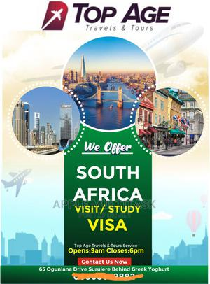 Sure South Africa Visit or Study Visa   Travel Agents & Tours for sale in Lagos State, Surulere