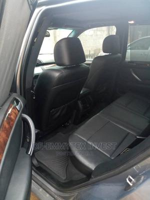 BMW X5 2007 3.0i Gray | Cars for sale in Lagos State, Alimosho