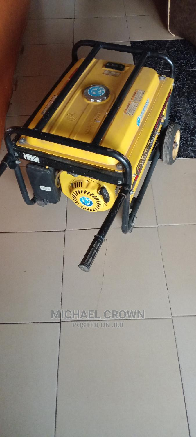 Cool Thermocool 3.5kv Gen   Electrical Equipment for sale in Alimosho, Lagos State, Nigeria