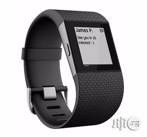 Fitbit Surge - Black | Smart Watches & Trackers for sale in Lagos State, Ikeja