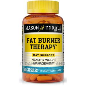 Mason Natural, Fat Burner Therapy 60 Capsules   Sexual Wellness for sale in Abia State, Umuahia