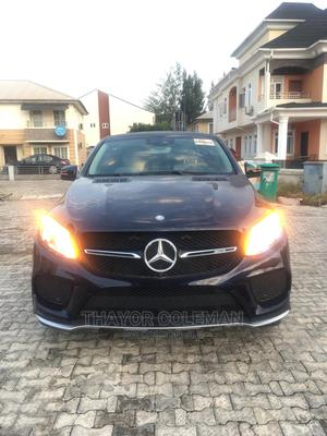 Mercedes-Benz GLE-Class 2017 Blue   Cars for sale in Lagos State, Lekki