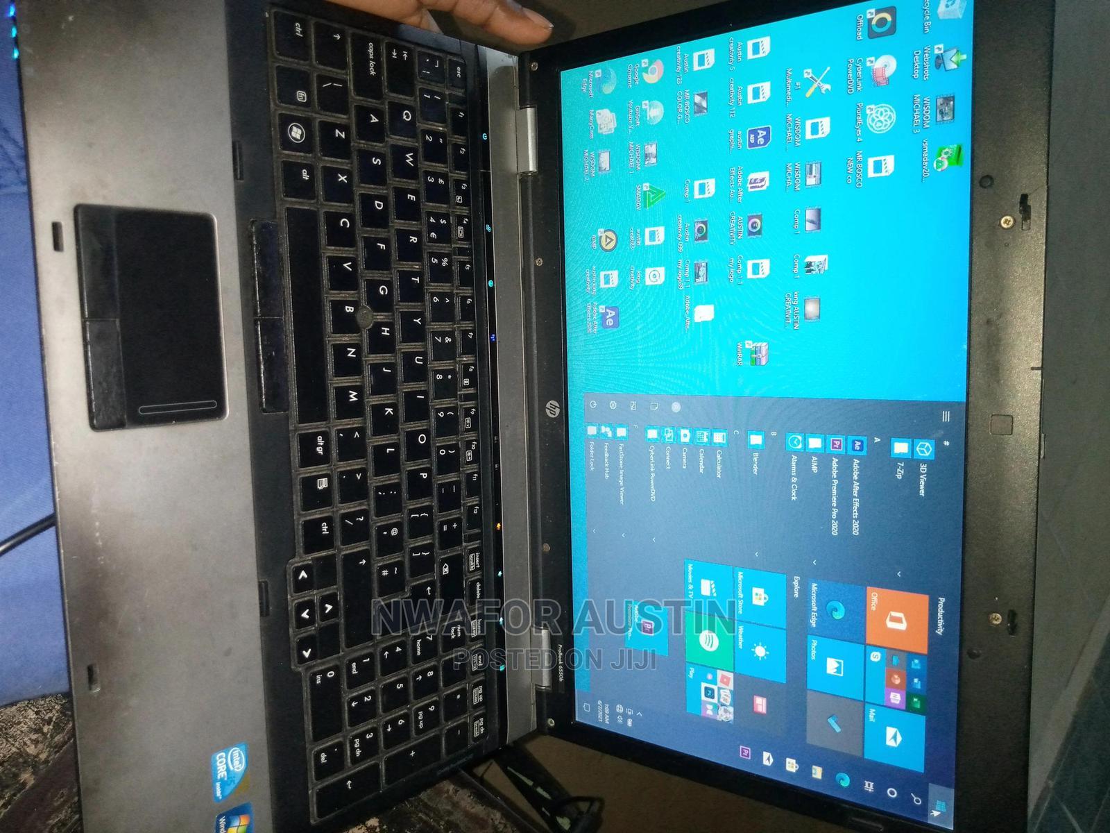 Archive: Laptop HP ProBook 6550B 4GB Intel Core I5 HDD 500GB