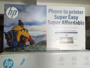 Hp Deskjet 3790   Printers & Scanners for sale in Rivers State, Port-Harcourt