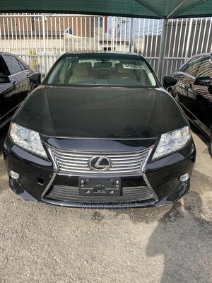 Lexus ES 2015 350 FWD Black | Cars for sale in Lagos State, Ikeja