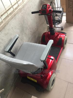 Motorized Wheelchair Rechargeable | Medical Supplies & Equipment for sale in Lagos State, Mushin