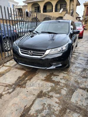 Honda Accord 2014 Black | Cars for sale in Oyo State, Ibadan
