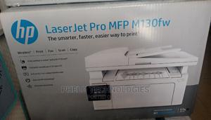 Hp Laserjet Pro MFP M130fw Printer | Printers & Scanners for sale in Lagos State, Ikeja