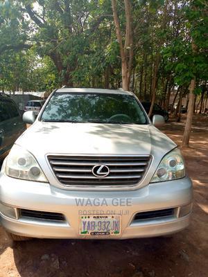 Lexus GX 2005 470 Sport Utility Silver | Cars for sale in Abuja (FCT) State, Gaduwa