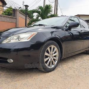 Lexus ES 2008 350 Black | Cars for sale in Lagos State, Gbagada
