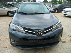 Toyota RAV4 2013 XLE AWD (2.5L 4cyl 6A) Blue | Cars for sale in Oyo State, Oluyole