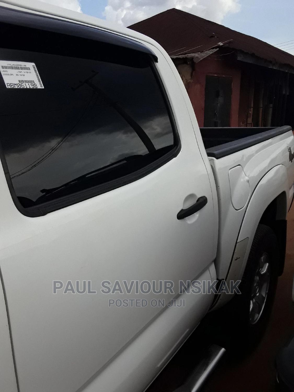 Toyota Tacoma 2010 White   Cars for sale in Benin City, Edo State, Nigeria