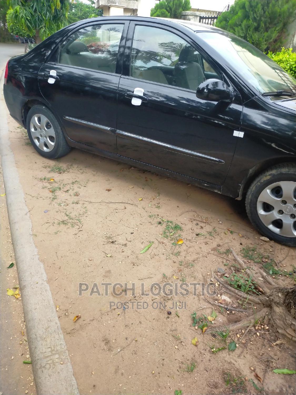 Kia Cerato 2009 1.6 LX Black | Cars for sale in Central Business Dis, Abuja (FCT) State, Nigeria