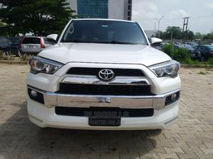 Toyota 4-Runner 2016 White   Cars for sale in Abuja (FCT) State, Central Business Dis