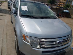 Ford Edge 2010 Silver | Cars for sale in Lagos State, Ojo