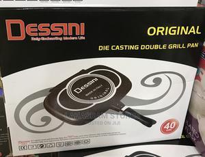 DESSINI 40cm Grill Pan   Kitchen Appliances for sale in Lagos State, Lagos Island (Eko)