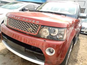 Land Rover Range Rover Sport 2009 Red | Cars for sale in Lagos State, Ikeja