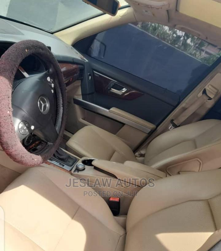 Mercedes-Benz GLK-Class 2010 350 4MATIC Gray | Cars for sale in Agege, Lagos State, Nigeria