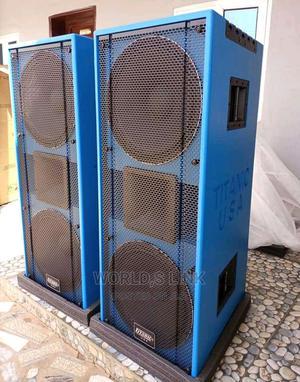 Titanic Double Speaker Big Magnet | Audio & Music Equipment for sale in Lagos State, Ojo