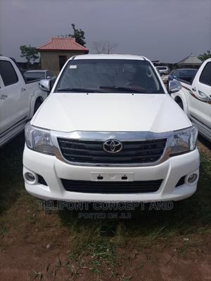 Toyota Hilux 2014 White | Cars for sale in Abuja (FCT) State, Kubwa