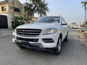 Mercedes-Benz M Class 2015 White | Cars for sale in Lagos State, Magodo