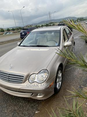 Mercedes-Benz C240 2005 Gold | Cars for sale in Abuja (FCT) State, Gwarinpa