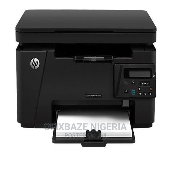HP Laserjet Pro MFP M125nw Printer